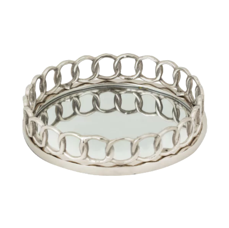 Dimond Home Nickle Ring Tray | Cyber Monday Around The Web | Mirror Trays
