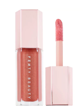 Fenty Beauty By Rihanna Gloss Bomb Universal Lip Luminizer Dupe Covergirl Colorlicious Lip Gloss Give Me Guava