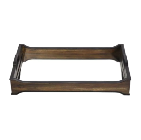 Uttermost Sylvie Mirror and Wood Tray | Cyber Monday Around The Web | Mirror Trays