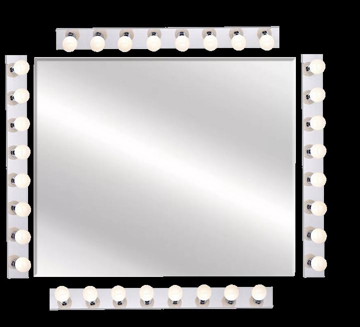 How To Make A Hollywood Makeup Mirror Mugeek Vidalondon