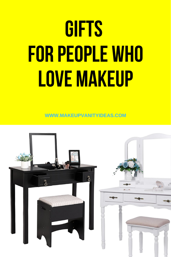 Gifts for People Who Love makeup