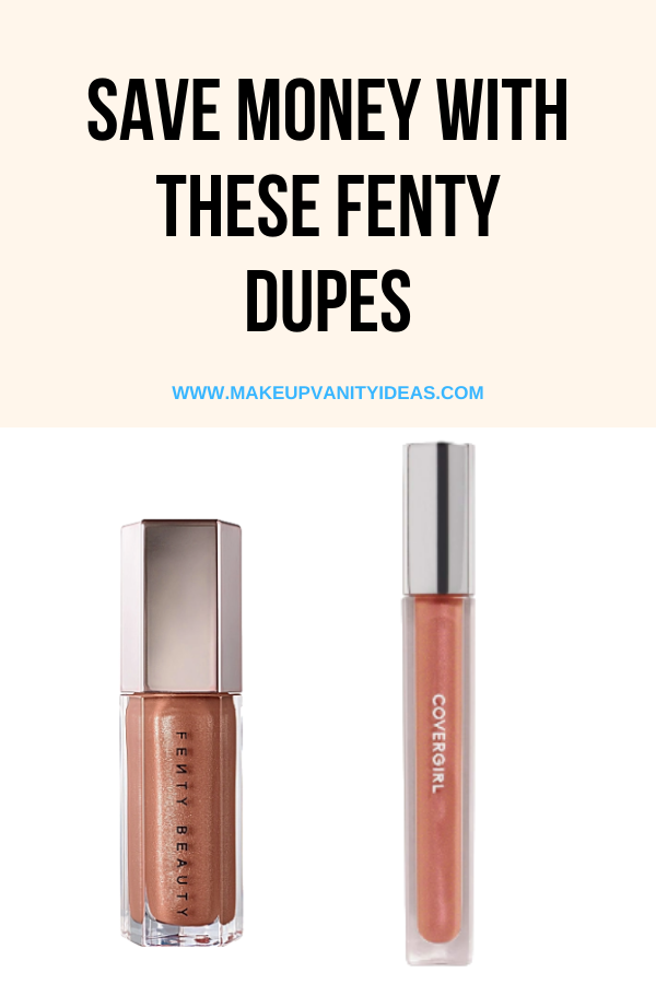 Save Money with These Fenty Dupes