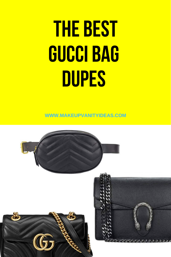 The Best Gucci Bag Dupes